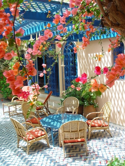 colorful garden ideas9