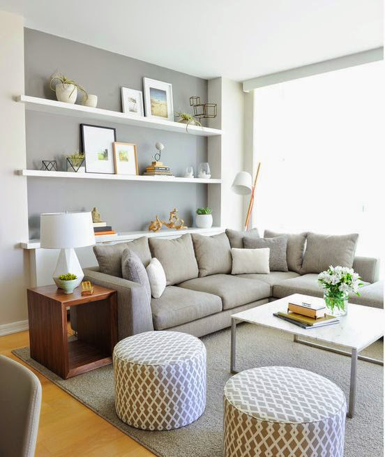modern decorating ideas for small rooms14