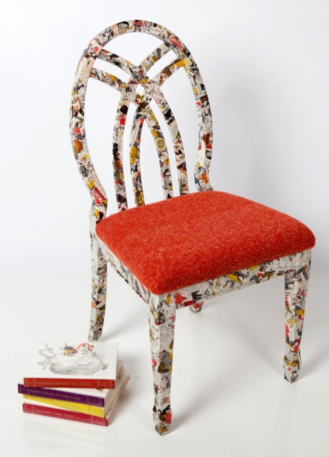 Furniture Decoupage ideas28