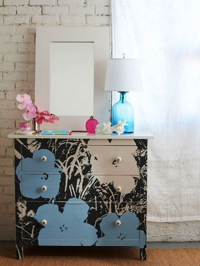 Furniture Decoupage ideas35