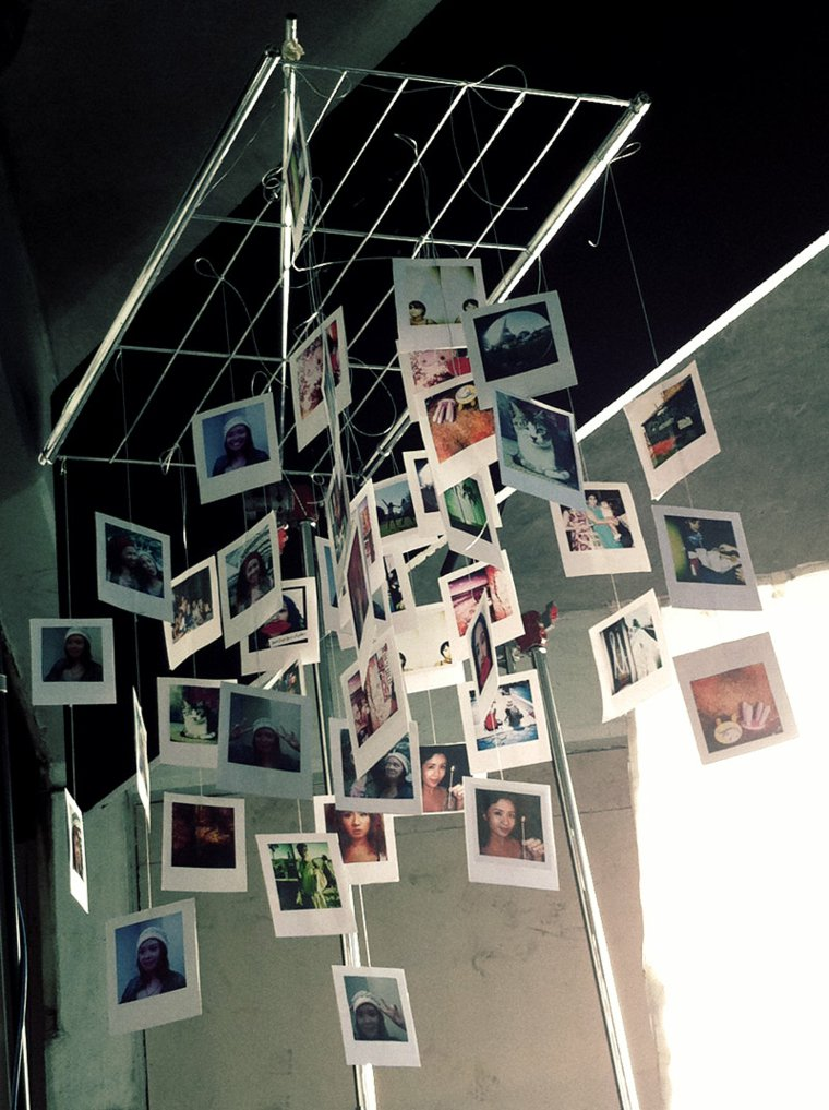 creative ideas to display pictures26