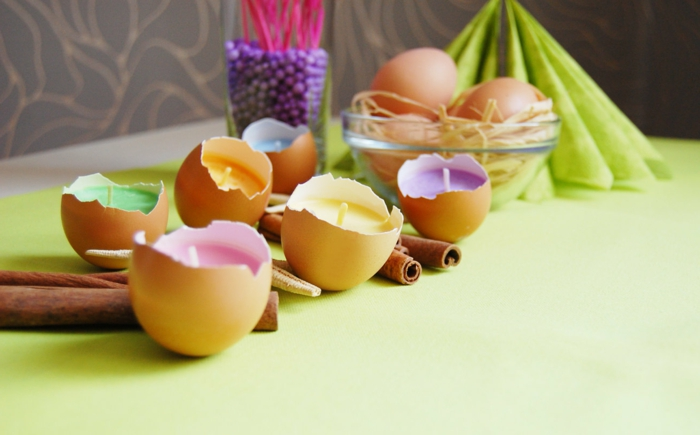 Diy Easter decoration ideas with Easter eggs26