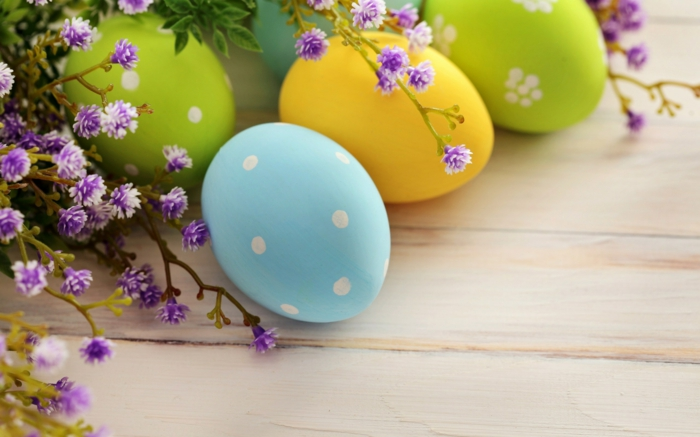 Diy Easter decoration ideas with Easter eggs9