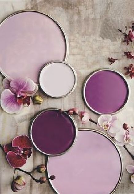 lilac color ideas