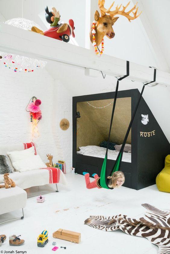 Mini Children's bed ideas1