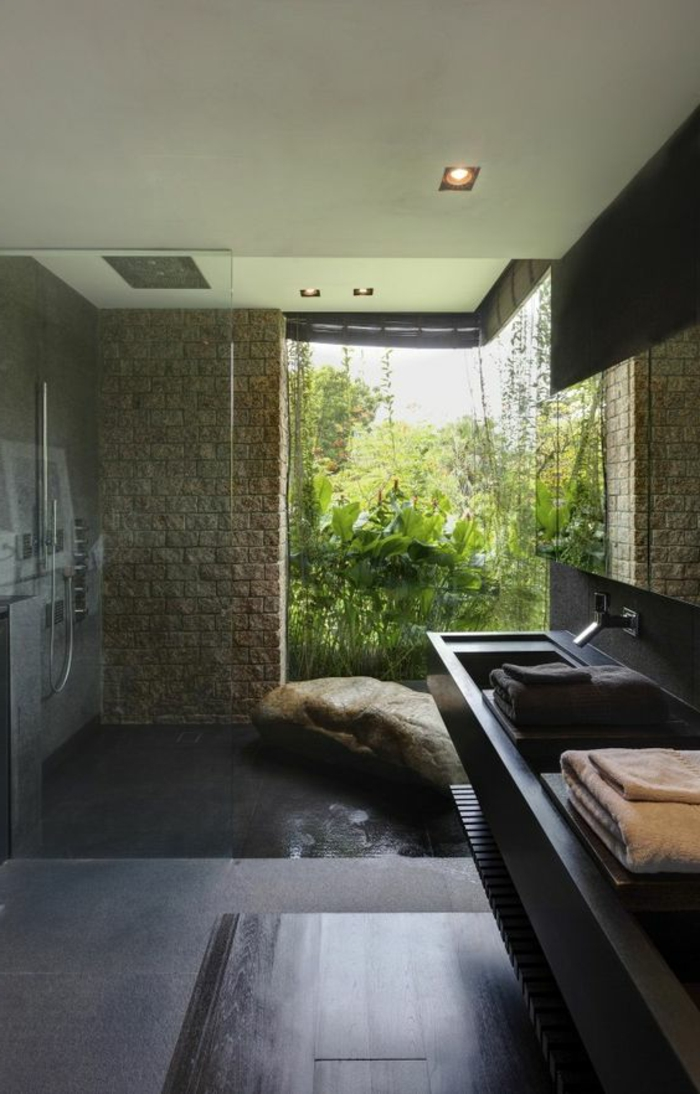 Zen bathroom ideas23