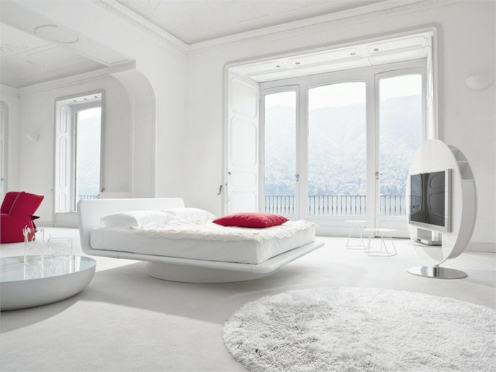 White bedroom ideas63