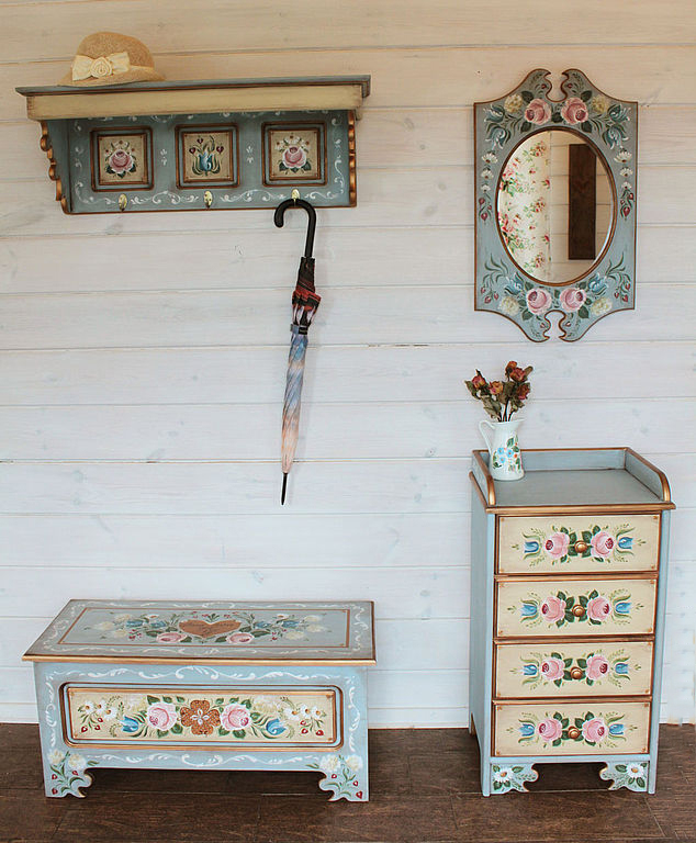 Furniture Decoupage29