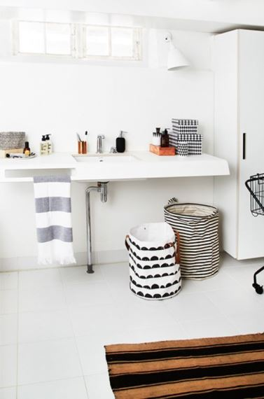 Summer Baskets decoration ideas6