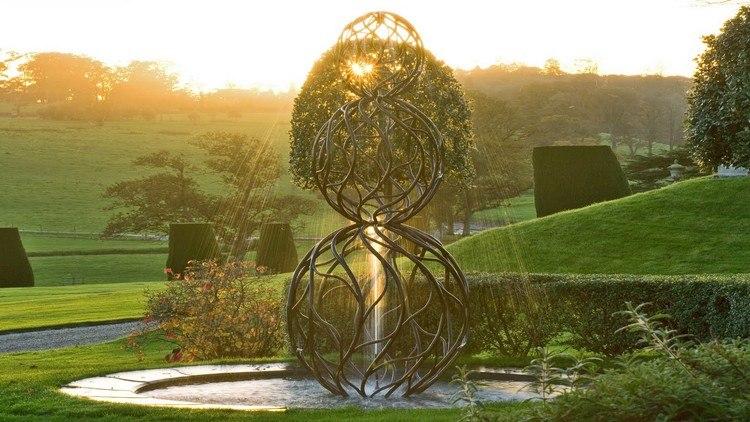 Modern sculpture for garden (8)