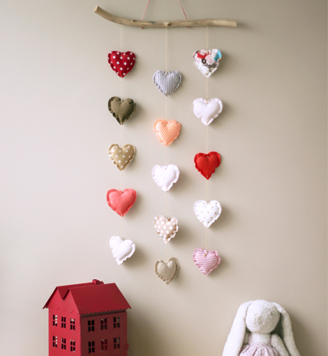 Romantic decoration for Valentine's Day (4)