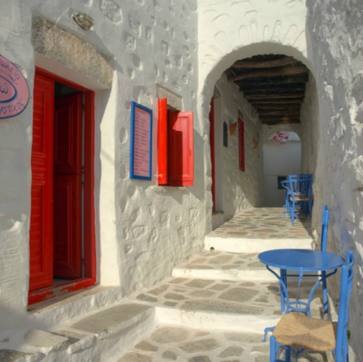 colorful Greek island Amorgos4