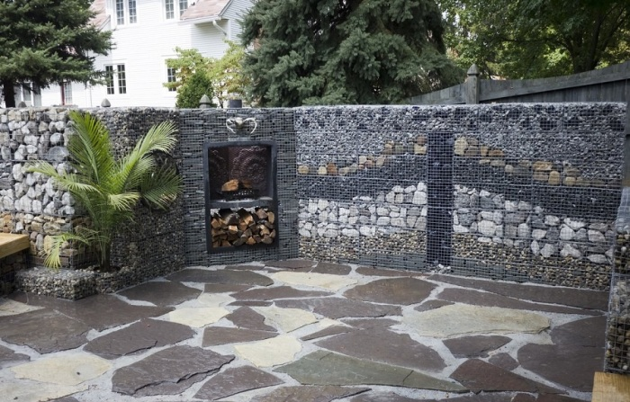 Gabion ideas24