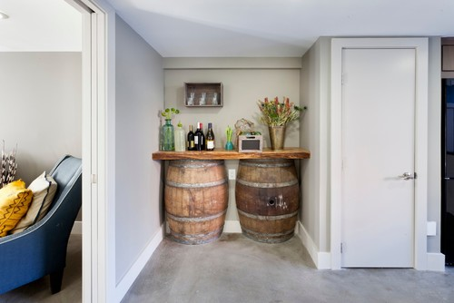 decoration with reclaimed barrels7