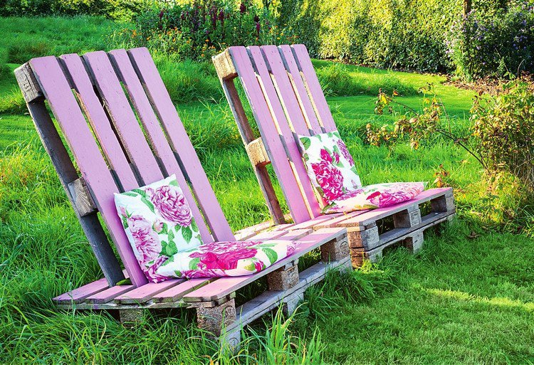 Garden Furniture from pallets19