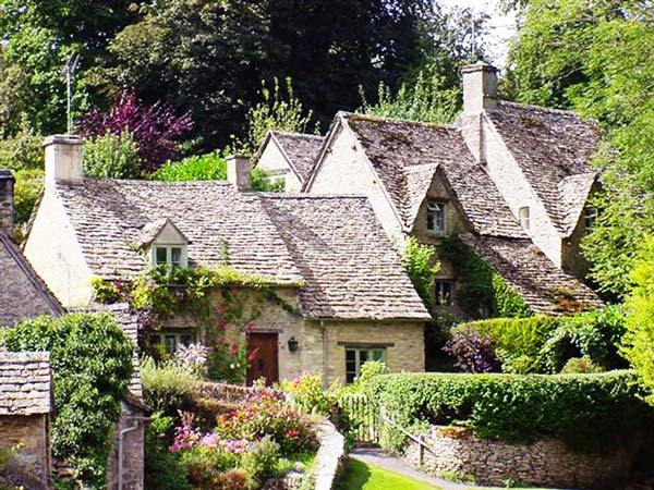 Bibury Incredible beauty in the English province13
