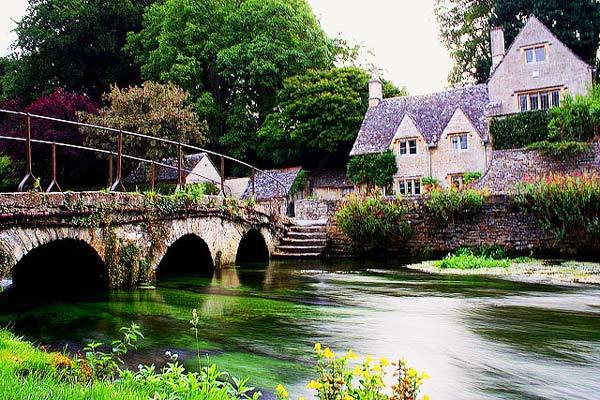 Bibury Incredible beauty in the English province6