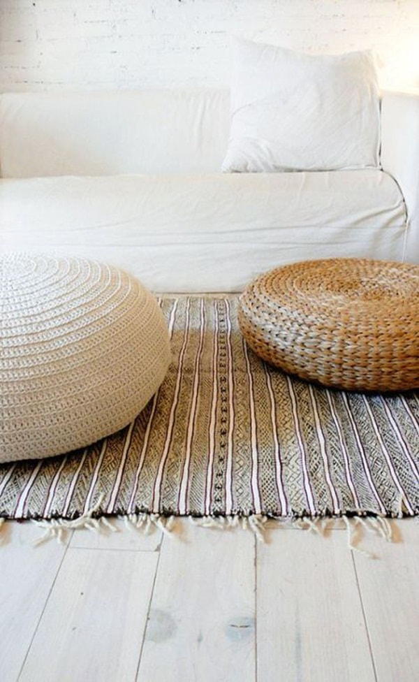 Decoration with natural fibers3