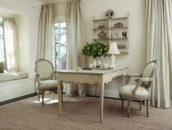 French country style country home offices (4)
