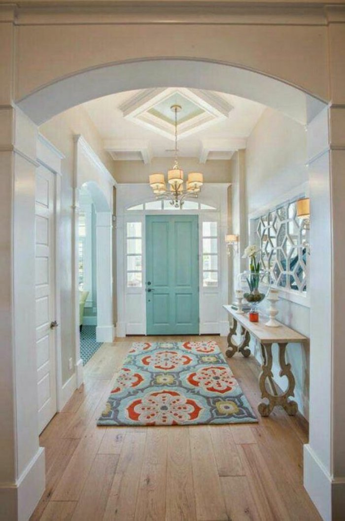 Home entry hall ideas61