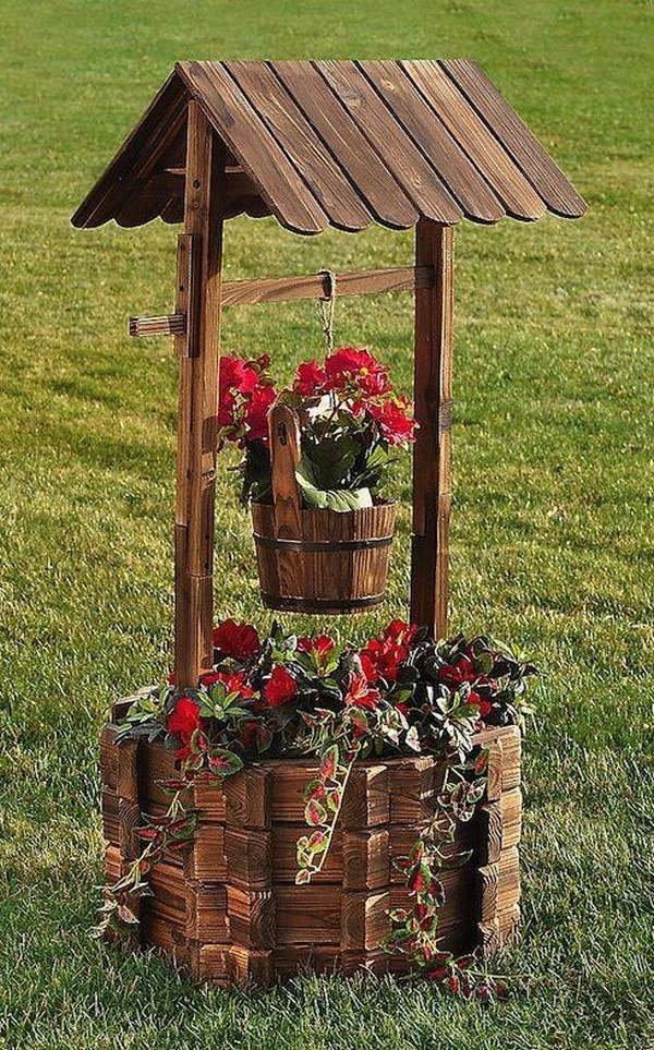 flower beds ideas (10)
