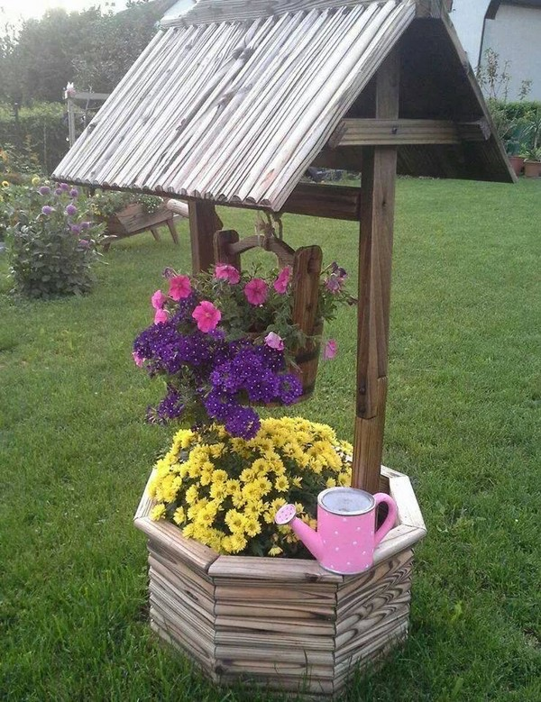 flower beds ideas (6)