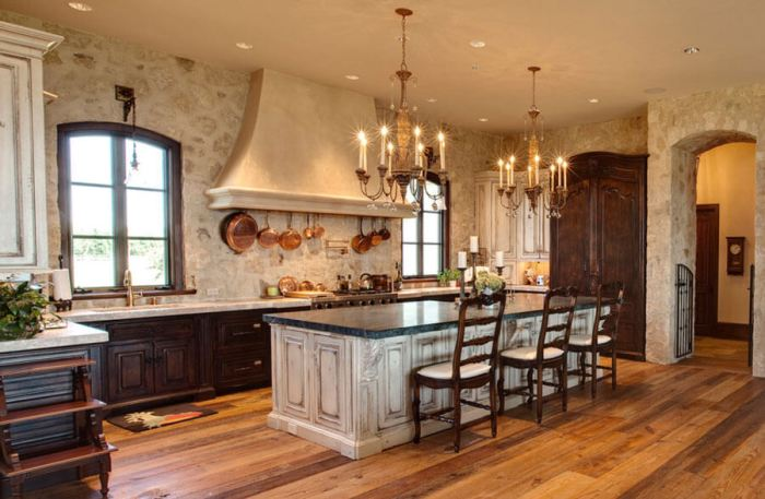rustic kitchen ideas15