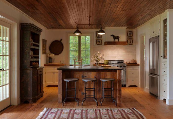 rustic kitchen ideas8