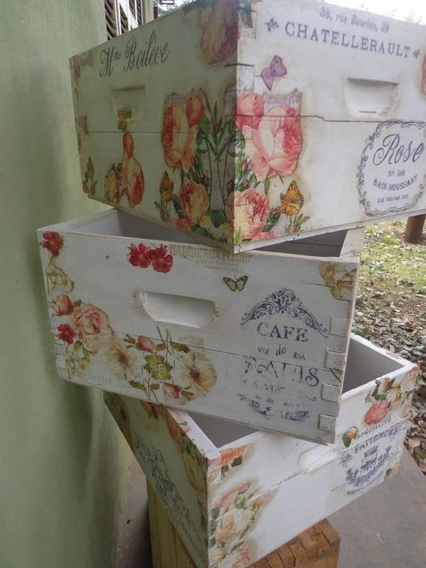 wooden boxes decoration4