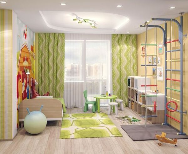 Fresh kid's room ideas3