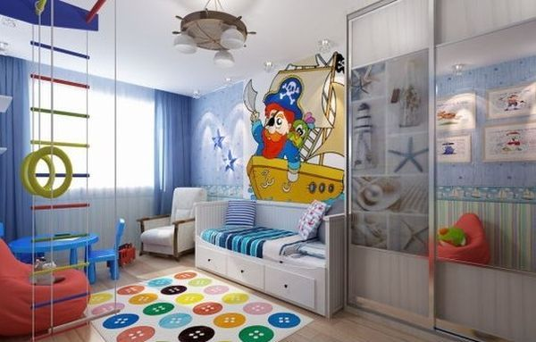 Fresh kid's room ideas4