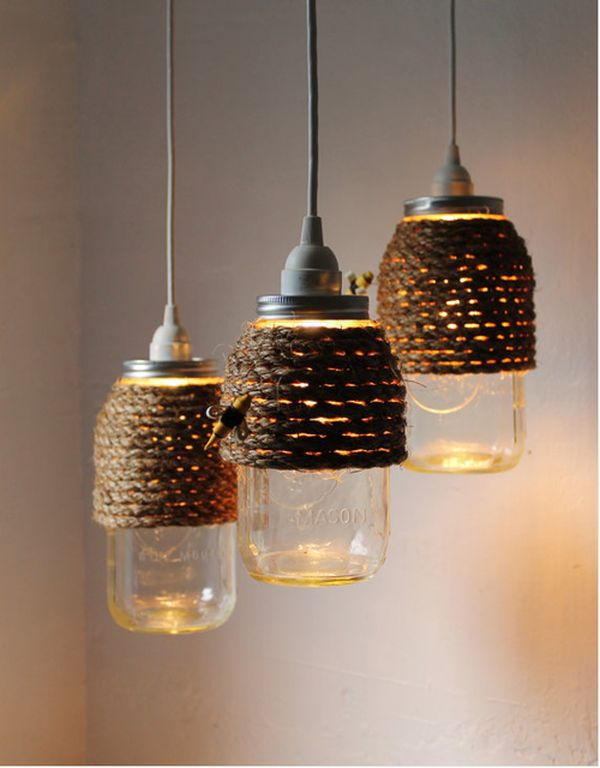 diy lights from jars5