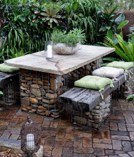 outdoor Dining area Ideas12