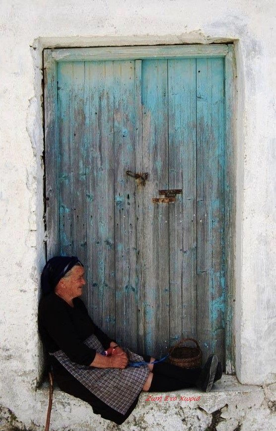 Nostalgic life in the Greek village8