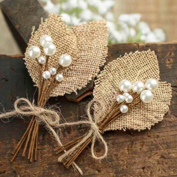 decorating ideas with burlap and lace (21)