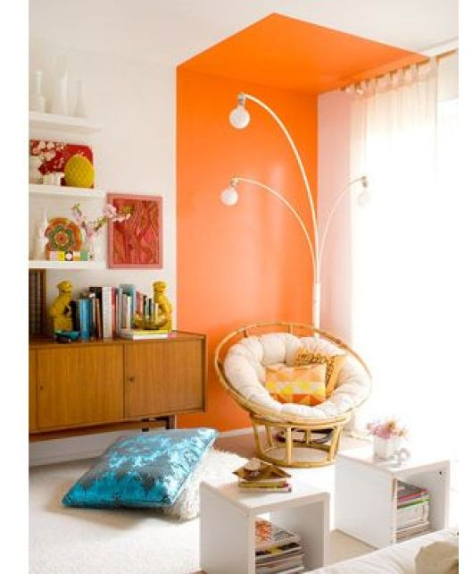 geometric shapes color wall deco13