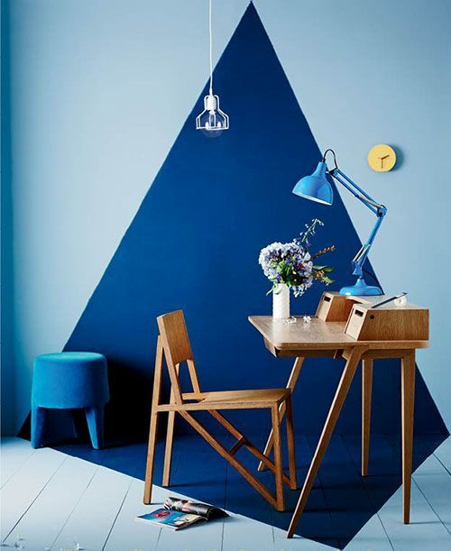 geometric shapes color wall deco15