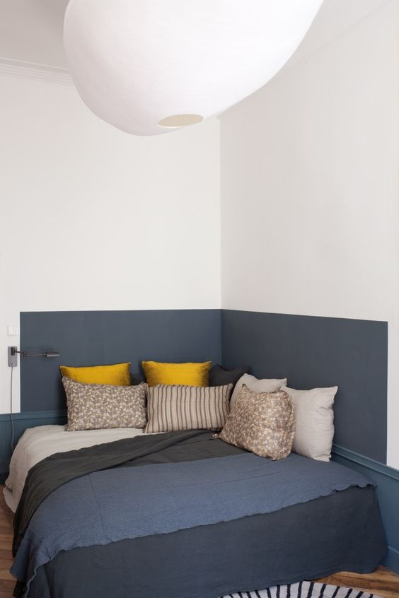 geometric shapes color wall deco8