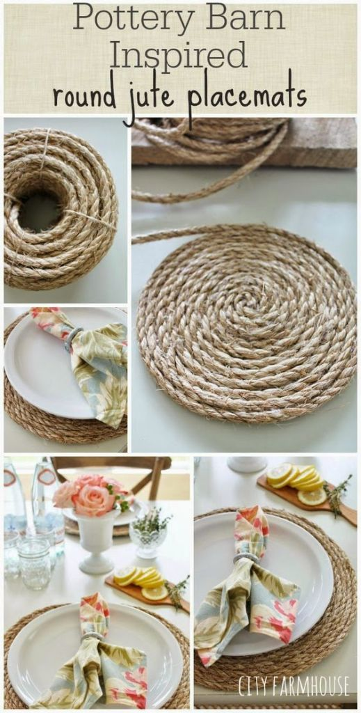nique diy decoration ideas with rope (16)
