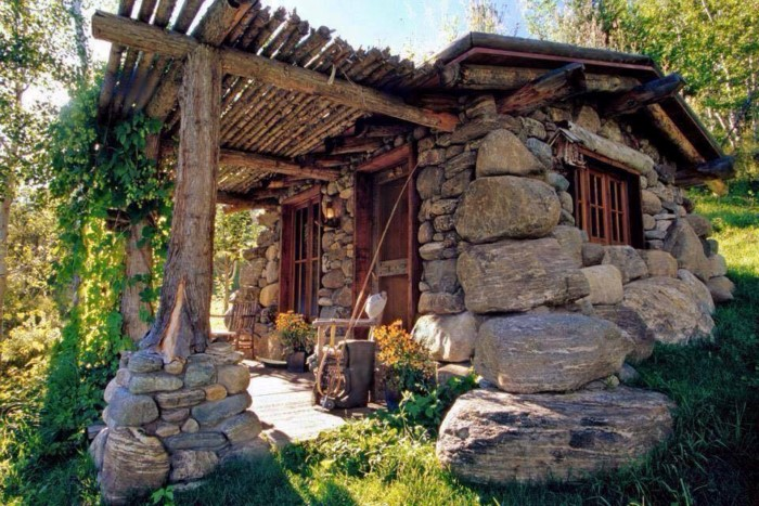 dream houses in the mountains of Greece13