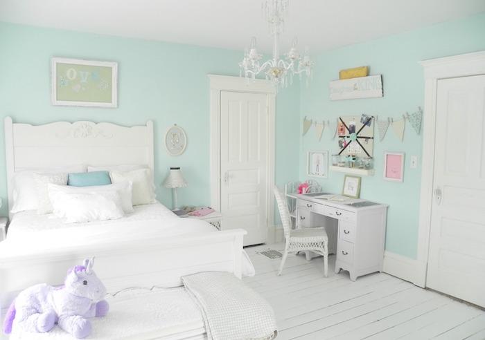 mint color decoration (7)