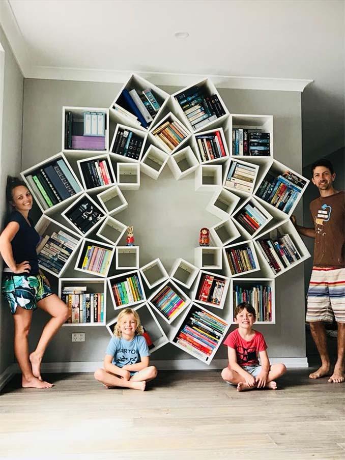 DIY bookcase7