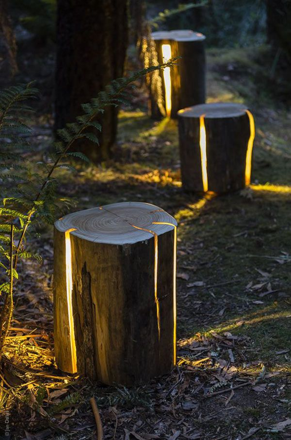 DIY projects for the garden made of wood (11)