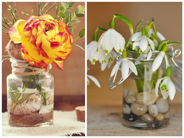 ideas to decorate with flowers1