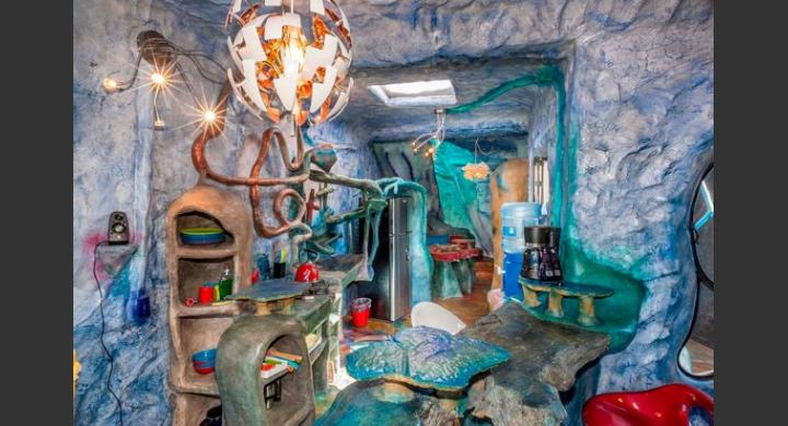The most eccentric home in Airbnb3