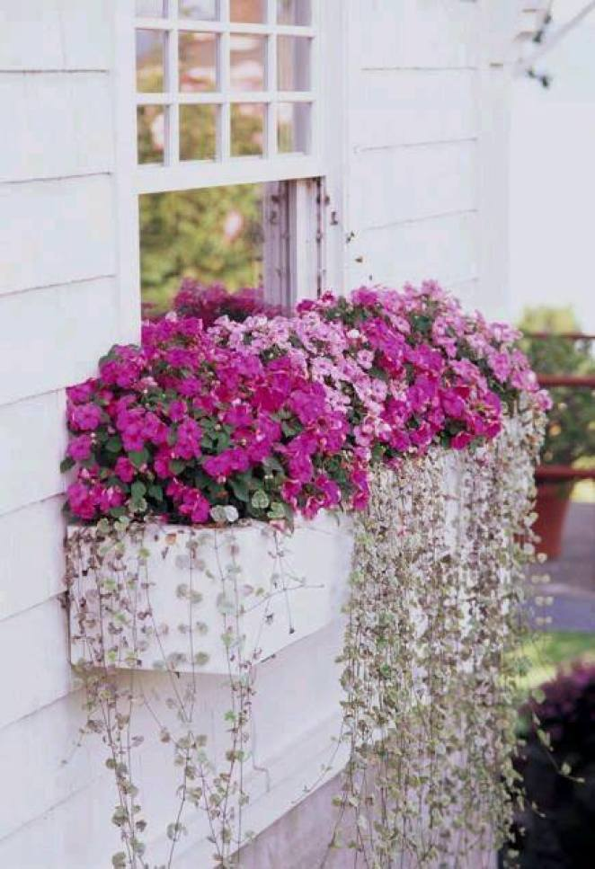 mydesiredhome - blooming balconies ideas39
