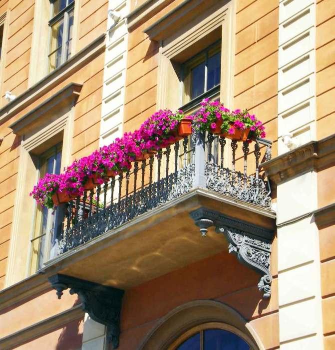 mydesiredhome - blooming balconies ideas44