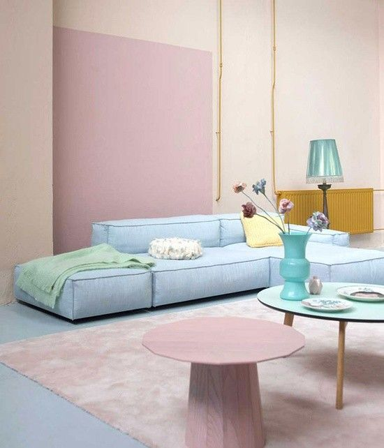 mydesirredhome - pastel in interiors4