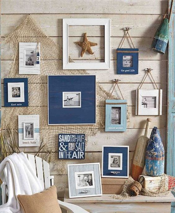 Summer Ideas - crafts for the walls38