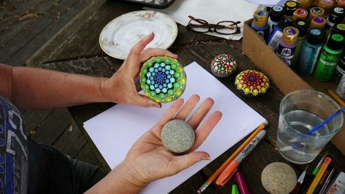 DIY rock painting and craft ideas1